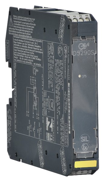D5290S - 10 A SIL 3 Relay Output Module for NE Load