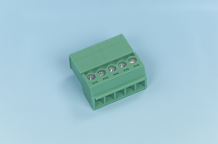 MOR022 - Plug-in Terminal Block Female, Horizontal Output, for Bus Power Option
